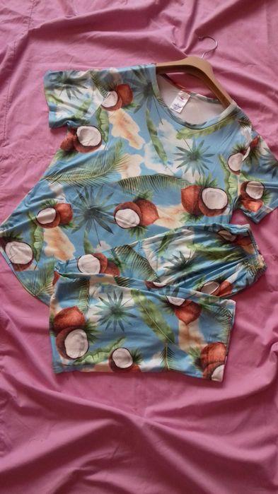 Піжама штани + футболка розмір L Черкаси - зображення 1