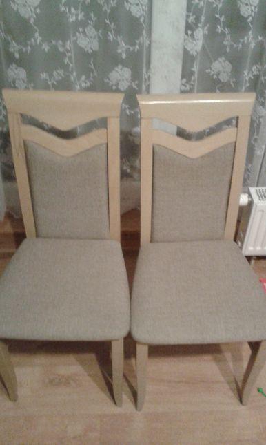 2x krzesło Citrone Dąb Sonoma/Inari 23 (możliwy transport)