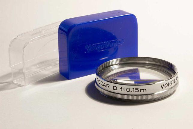 Voigtlander Close-Up Lente Focar D 348/41 40.5 mm
