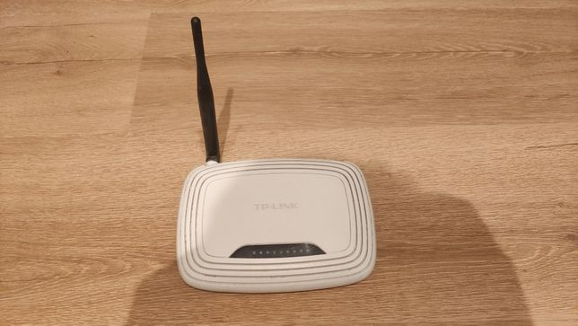 Router TP Link TL- WR740N