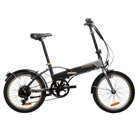 Bicicleta eletrica hoptown 500