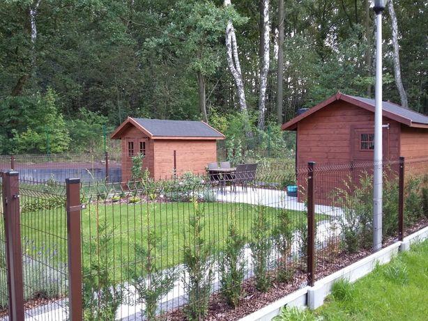 DOMEK narzędziowy, drewniany domek ogrodowy, domek pod saunę, kurnik