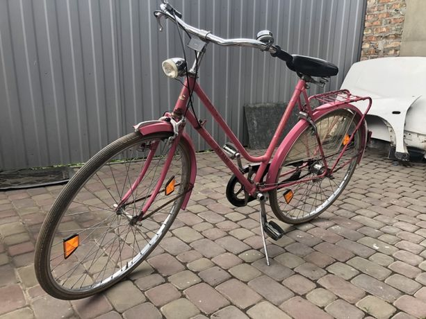 Продам велосипед, дамку
