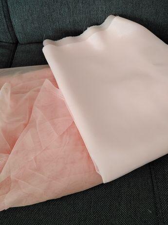 Materiał tkanina zestaw