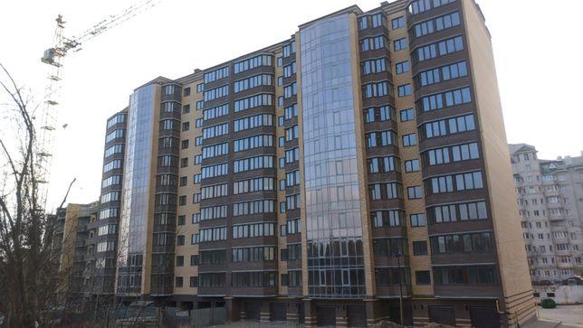 Панорамна однокімнатна квартира на Корбутівці