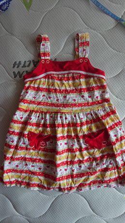 Платье на девочку на рост 104 см