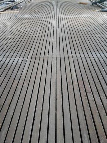 Ruszta betonowe dla tuczników z Danii