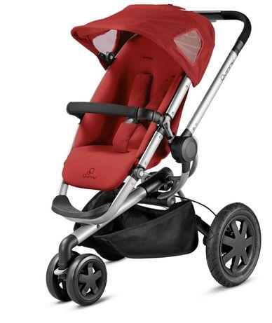 Conjunto carrinho de bebé Quinny Buzz 3