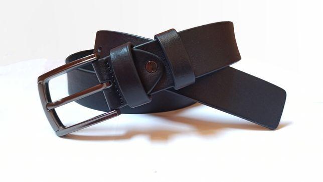 Стильный кожаный ремень, мужской ремень, подарок для парня