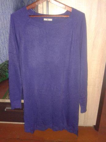 Женское платье-туника р. 56