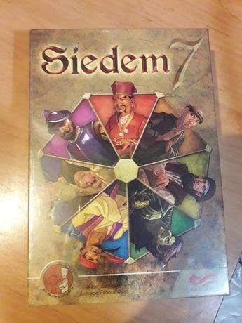 Gra Siedem