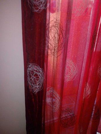 Vendo cortinados duplos e varao em ferro