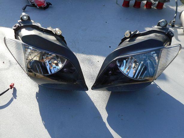 lampa przednia prawy lub lewy skuter honda jazz 250