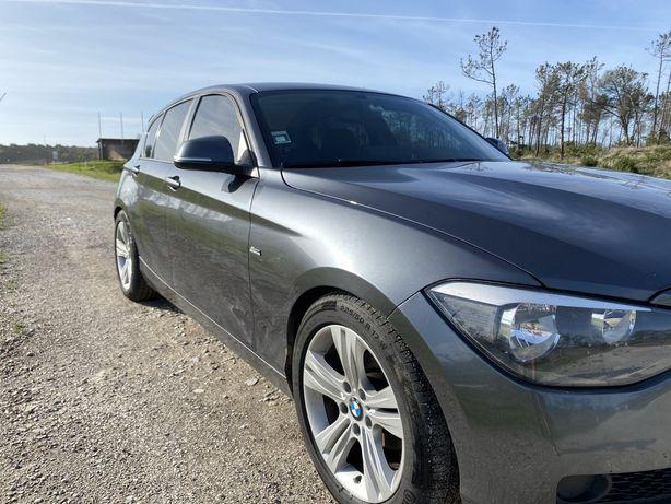BMW 116 Motor 2.0 Efficient Dinamics