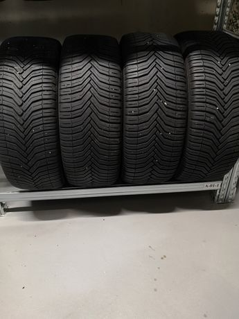 Opony 225/45/17 całoroczne Michelin Crossclimate
