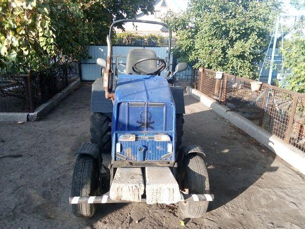 Продам самодельный мини-трактор