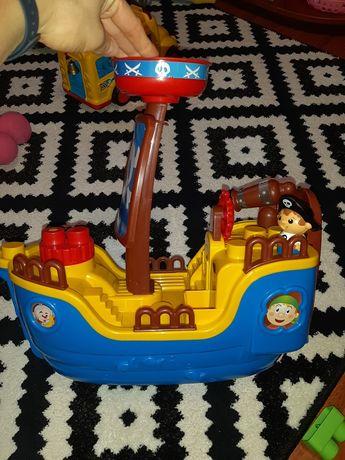 Корабиль конструктор Molto