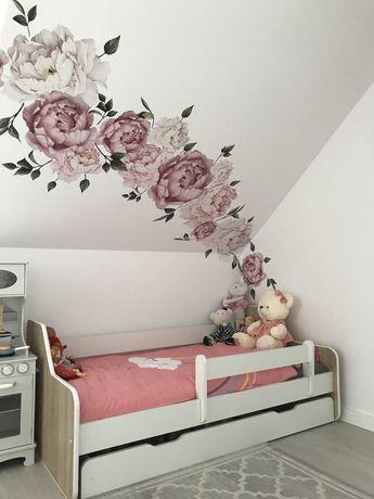 Śliczne łożko dzieciece 160 cm