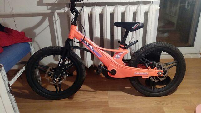 Велосипед детский диаметр колес 16