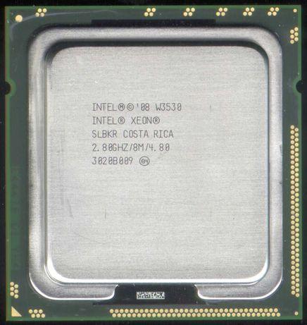 Xeon W3530, W3565, E5520-70, E5560, X5647, E5649, X5660, X5667, X5672