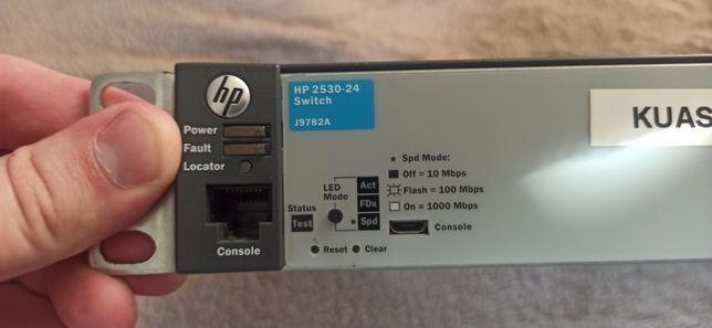 Коммутатор управляемый HP 2530-24 (J9782A)