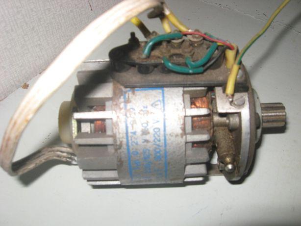 Електродвигун на 220В