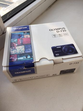 Фотоаппарат Olympus D-735