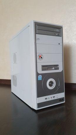 Компьютер Intel Q9400 / 6Gb RAM / Radeon3470 / HDD250