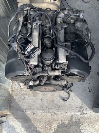 Volksvagen Phaeton 5.0 touareg мотор форсунки AYH / BLE АКПП двигатель