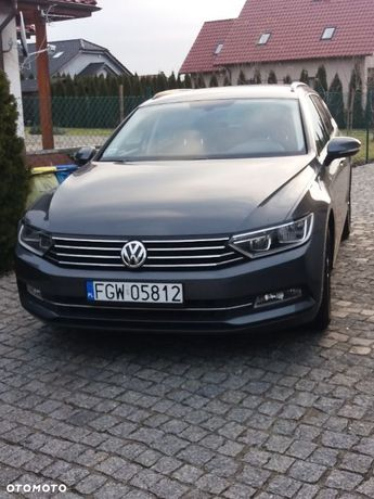 Volkswagen Passat 2.0 tdi 150km. 2015r. Skóry, kamera, start/stop, hak, ACC..