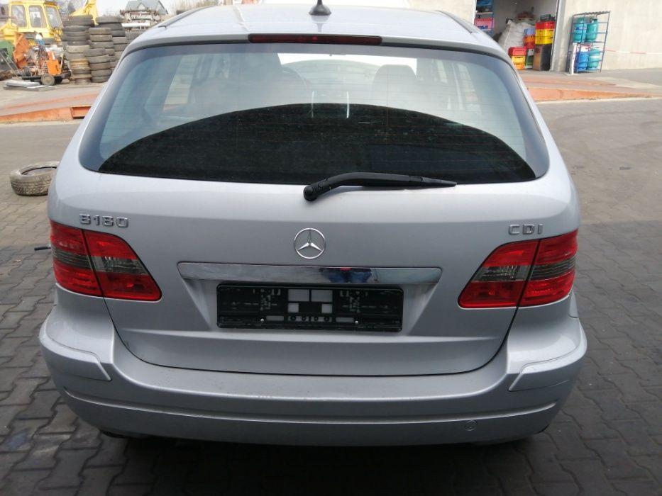Klapa tylna Mercedes B klasa w245 lakier 761 Świba - image 1