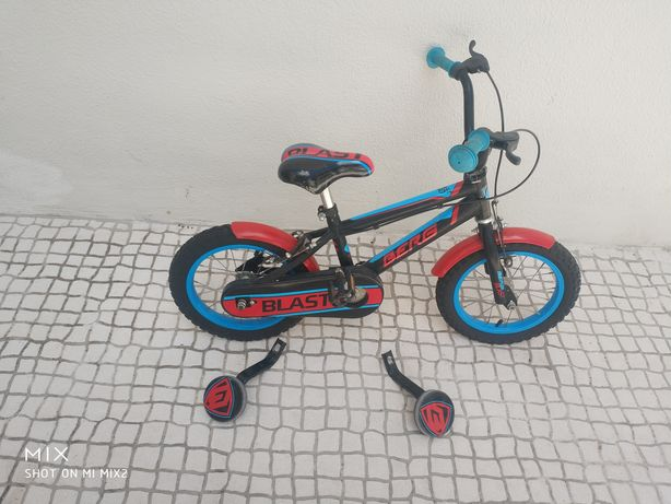 Bicicleta Berg 140