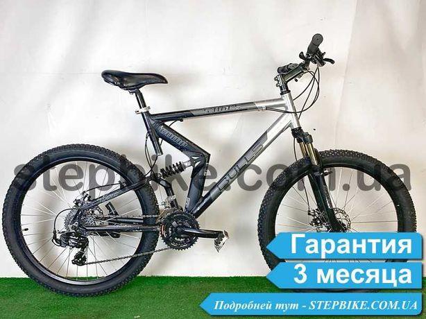 Велосипед Двухподвес Алюминиевый из Германии Bulls