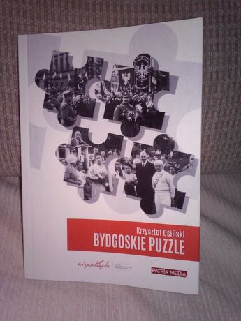 książka bydgoskie puzzle