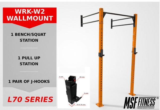 Rack \ Rig de Crossfit e Funcional WRK-W2