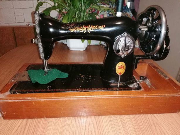 Машинка швейная пмз ручная рабочая