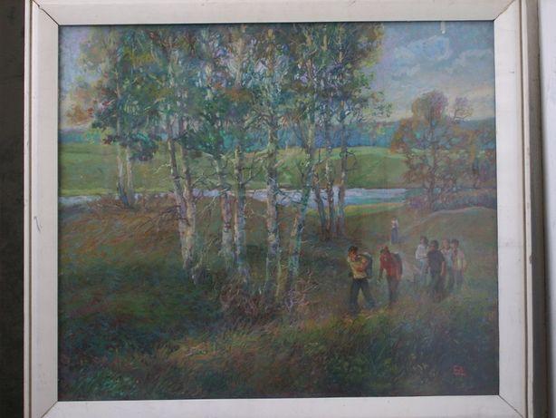 Картины известных художников Графика СССР