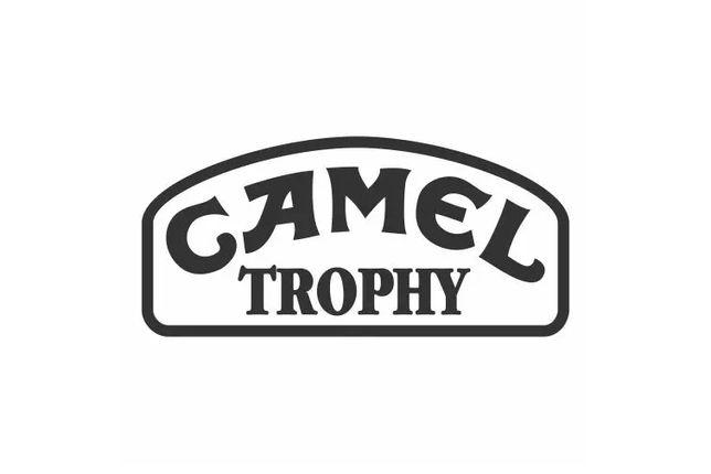 CAMEL TROPHY - autocolante