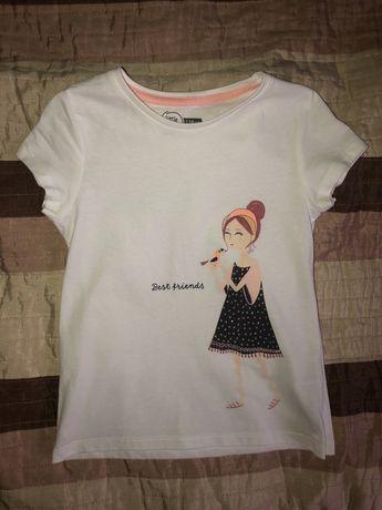 Koszulka dziewczeca
