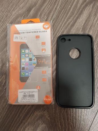 Etui i szkło do IPhone 7