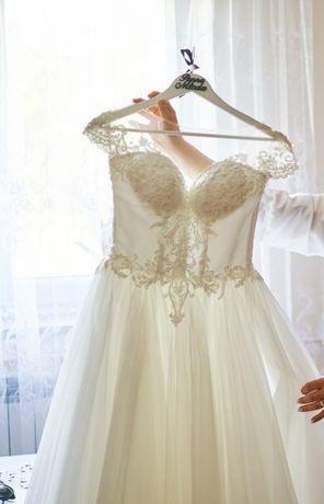 Suknia ślubna Salon MAxima rozm. 36