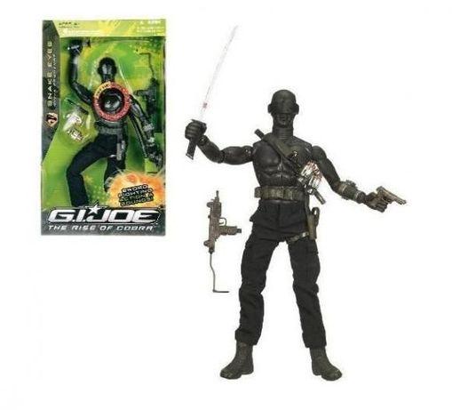 Hasbro G.I.Joe MV Elektroniczny Ninja Snake Eyes The Rise Of Cobra 689