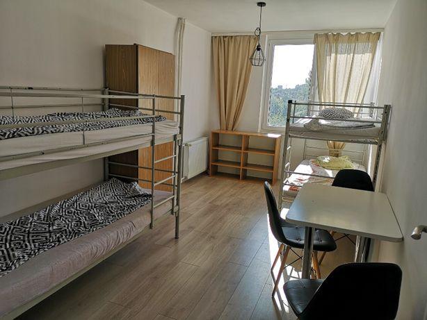 Warszawa Mieszkanie dla pracowników kwatery hostel. WI FI