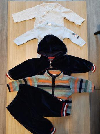 Ubranka dla chłopca, rozmiar 62-68