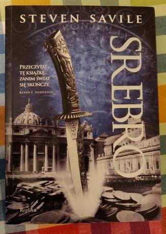 Steven Savile - Srebro