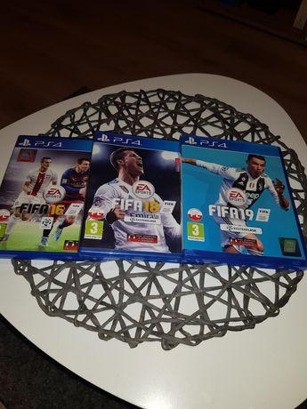 FIFA 16,18,19 (PS4)
