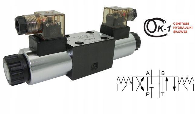 Elektrozawór Rozdzielacz 4WE10J DG4V NG CETOP 12V/24V/230V