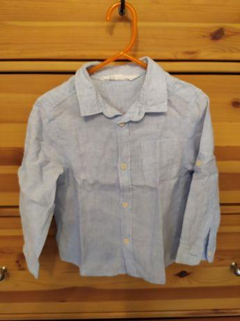 Koszula z długim rękawem 98