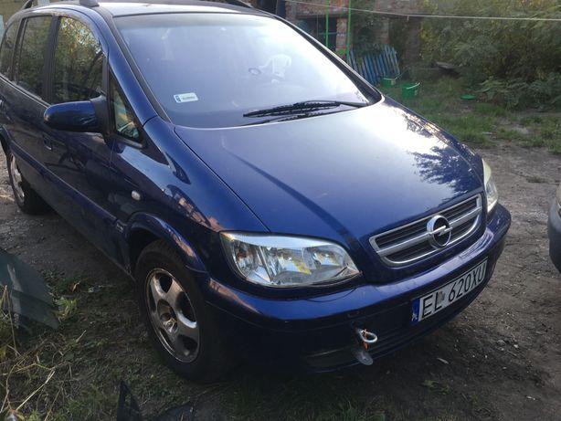 Opel Zafira na części