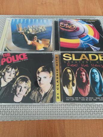 Slade Supertramp Electric Light Orchestra Police